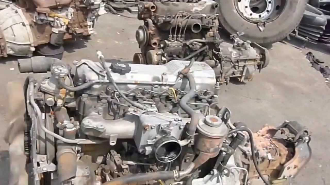Joywell Motor Corporation Used Engine Toyota 14b Youtube