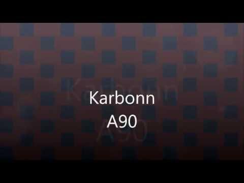 Karbonn A90 Hard Reset Karbonn A90 Video clip...