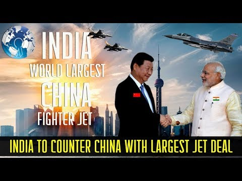 INDIA Buys 110 Fighter Jets to Counter CHINA on its Own