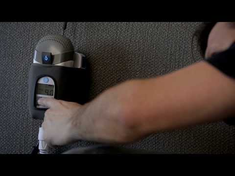 Introductory Video For Z1 Travel CPAP Machine HDMUSA