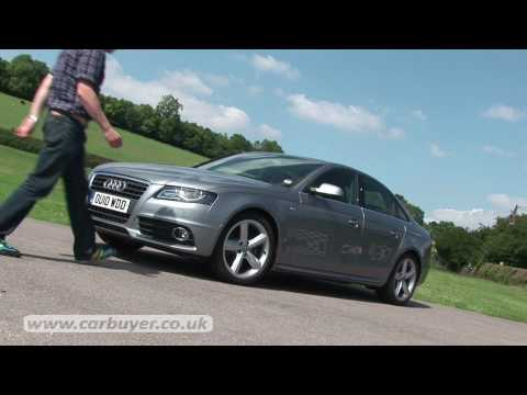 Audi A4 2008 - 2011 review - CarBuyer