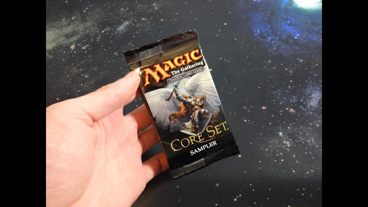 Magic the Gathering MTG 9th Edition Core Set Booster Pack