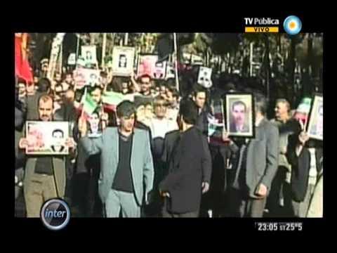 la guerra contra iran: