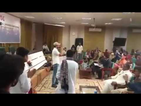 "Voice of university of gujrat ""Hussain performance"""