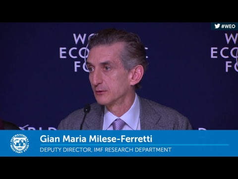IMF World Economic Outlook January 2019 Update Press Briefing