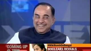 Dr Subramanian Swamy discusses the Modi