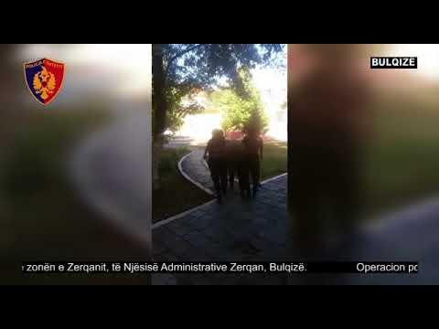 "Bulqizë, Operacion policor i koduar ""Zerqani"""