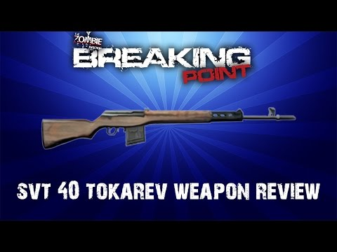 Tokarev SVT 40 Weapon Review - Breaking Point