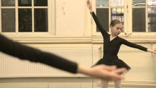 Private class at Zhembrovskyy Ballet , Dance & Fitness.