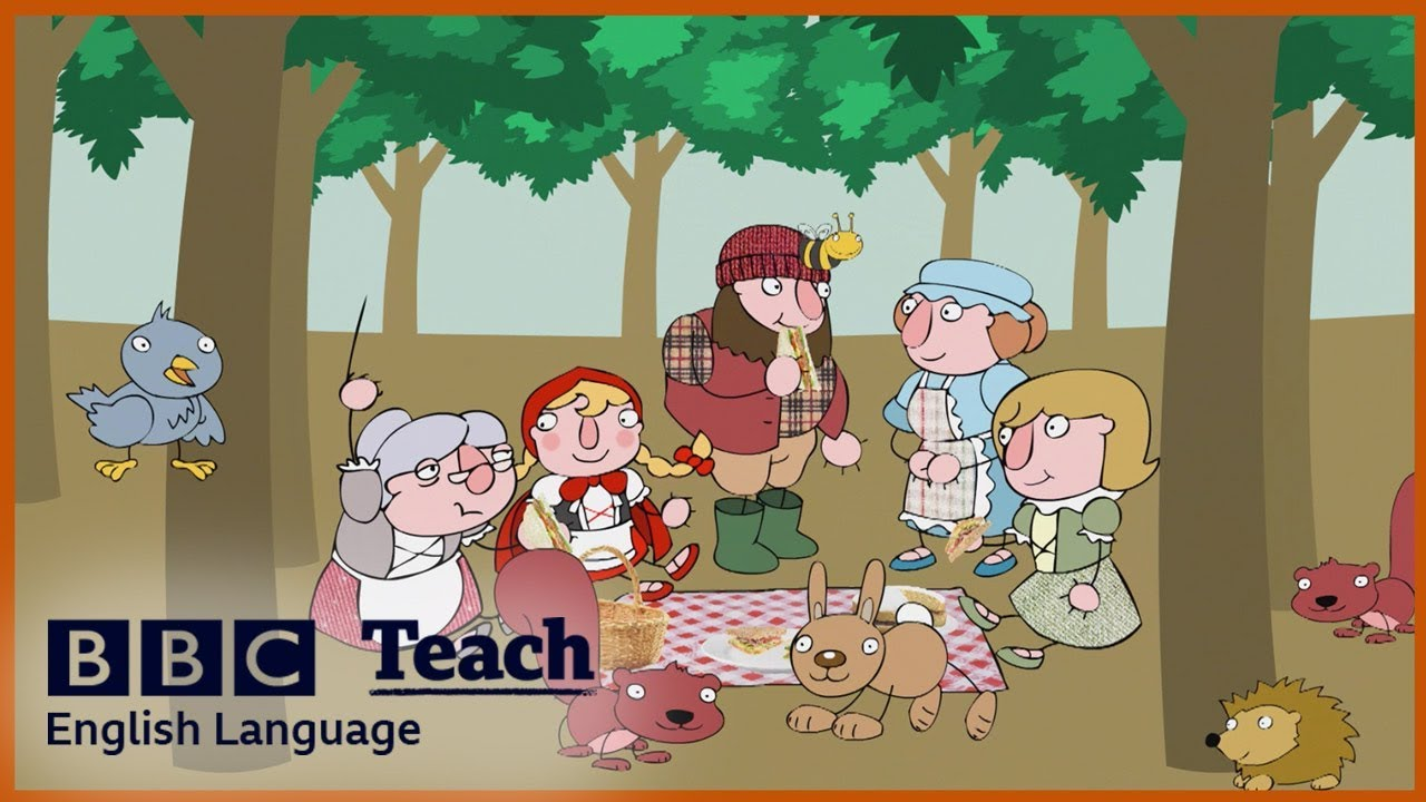Little Red Riding Hood: The Big, Bad Wolf Has Gone | BBC Teach ...