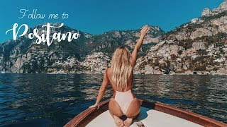 POSITANO!! Such a beautiful place - Travel vlog!