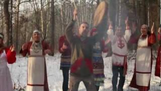 Osan Yöstä - Revontulet - Северное сияние