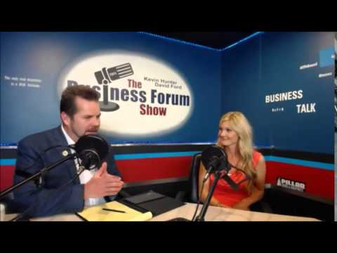 GSF Mortgage owner Jennifer Butcher with Kevin Hunter on TBFS Radio
