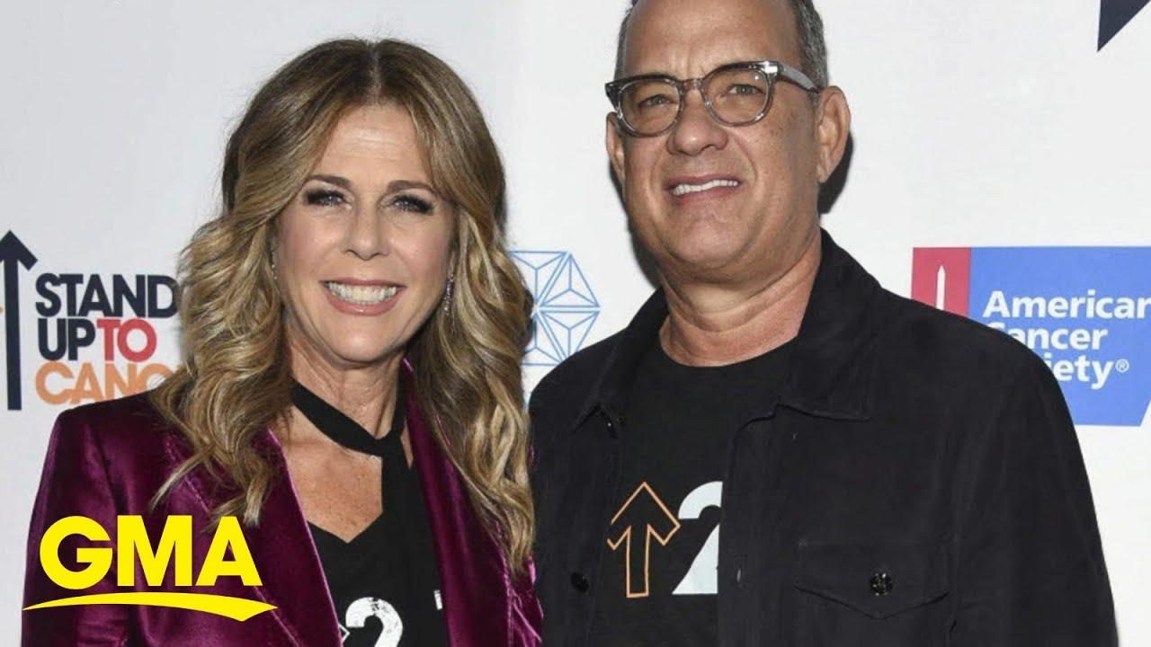 Tom Hanks and Rita Wilson infected with coronavirus in Australia l GMA