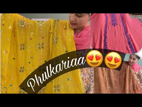 Download Phulkari's vlog😍😍 please subscribe our YouTube channel🙏🙏