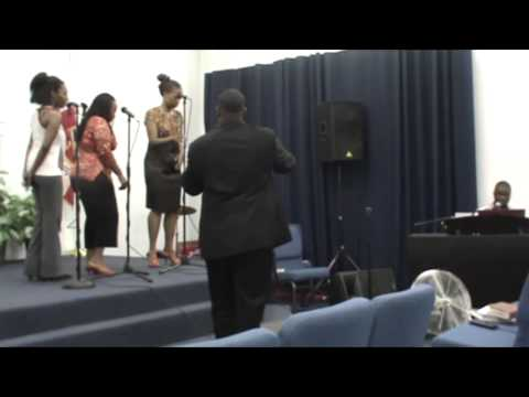 "Bro Edmond Sermon ""I Found What I'm Looking For"" at Hope Community SDA Church Palm Springs,CA"