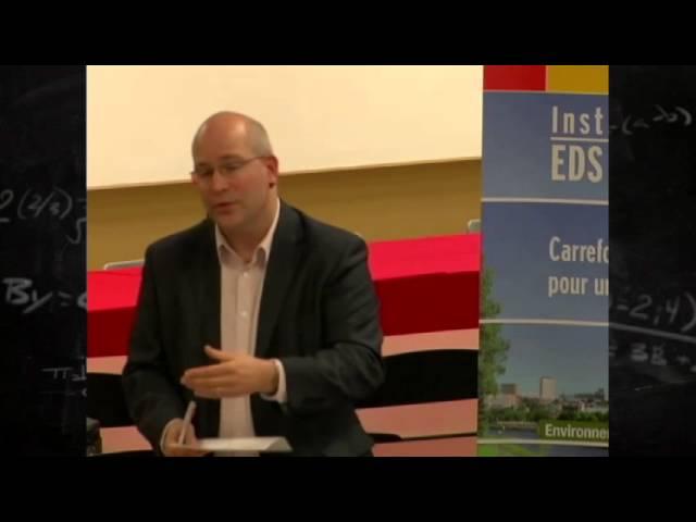 Pascal van Griethuysen - Économie évolutive et soutenabilité : quels liens