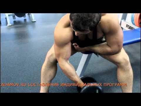 Мышцы ног Атлетик Блог
