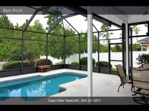 Fernandina Beach Home for Sale * 32420 POND PARKE PLACE