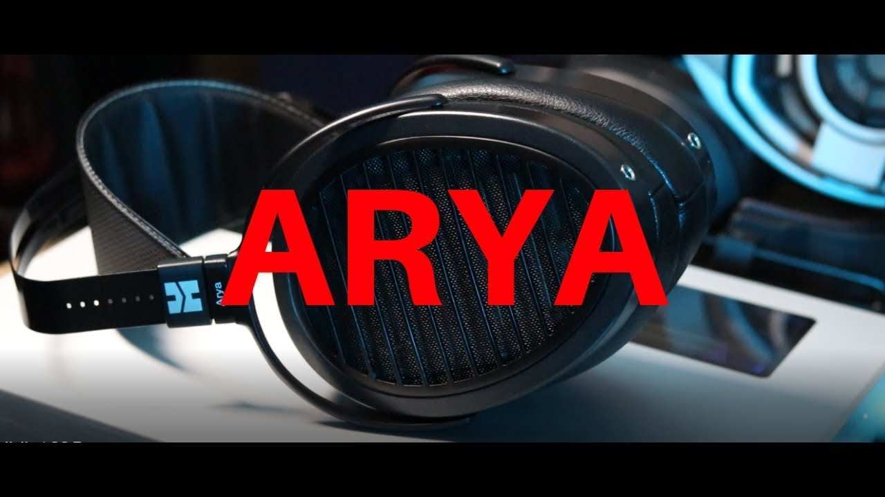 Hifiman Arya review - Comparison with MOST Major Headphones by The Next  Best Thing Studio