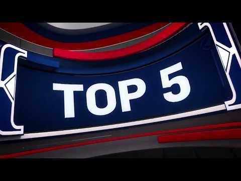 NBA Top 5 Plays of the Night | January 20, 2019 thumbnail