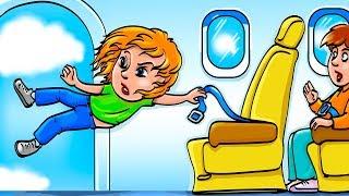 Uçağın Kapıları Açılırsa Ne Olur?
