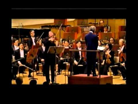 Schostakovitsch, Violinkonzert Nr. 2 cis-moll