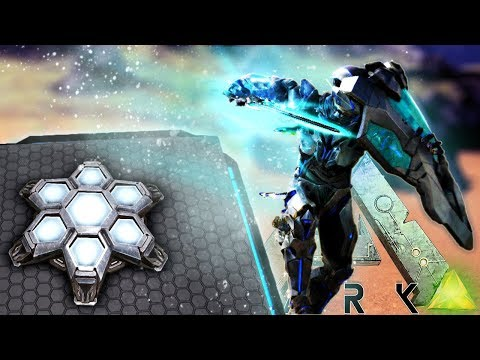 ARK - UPDATE 270, TEK SHIELD & SWORD, OP SPECIAL, HOW TO MAKE & HOW TO UNLOCK - ARK Survival Evolved