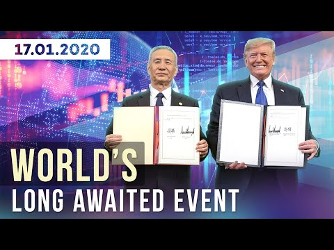 Forex News | Weekly Review - U.S. - China deal progress | January 17, 2020