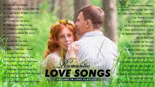 Best Romantic Love Songs 2021 | Love Songs 80s 90s Playlist English | Backstreet Boys Mltr Westlife