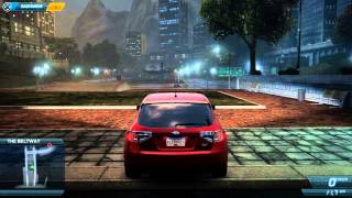 Need for Speed Most Wanted Gameplay PC HD