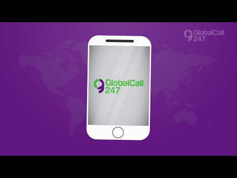 GlobalCall247 - The app that lets you make crystal clear calls to any phone in the world