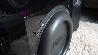 EARTHQUAKE Sound Dual 15 inch Subwoofer | Supernova mkVI15 Piano
