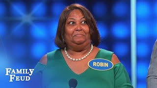 This POPEYE is LOOKING FUNNY! | Celebrity Family Feud