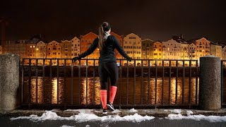 RUNNING MOTIVATION - Female Run - A Message To All Women / Innsbruck, Austria