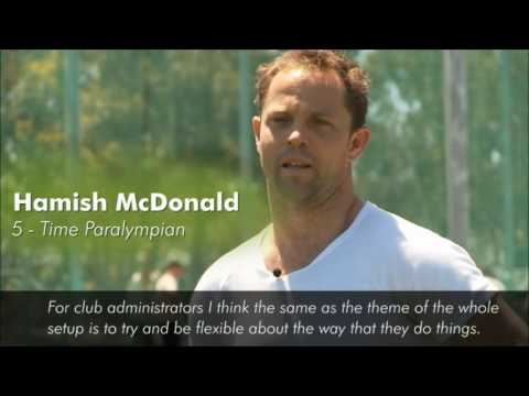 Athletics Australia Inclusion Series - Administration