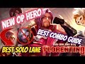 Florentino New Op Hero Best Solo Laner | Aov | 傳說對決 | Rov | Liên Quân Mobile | 펜타스톰