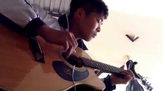 guitar solo nợ duyên bùi sỹ tiến