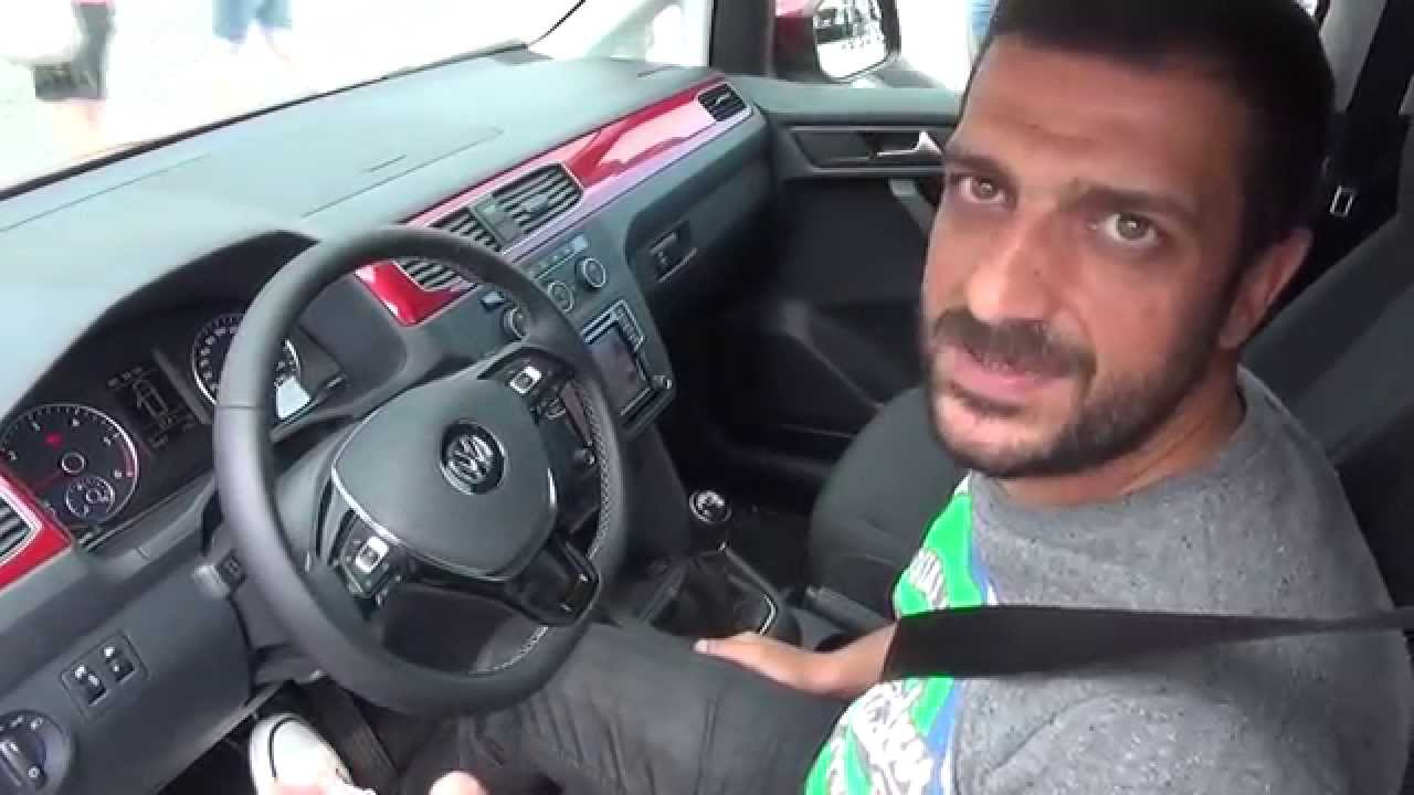 Yeni Volkswagen Caddy 2015 test izlenimi