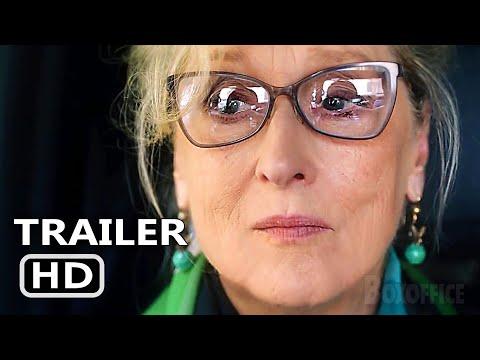 LET THEM ALL TALK Trailer (2020) Meryl Streep, Gemma Chan Drama Movie