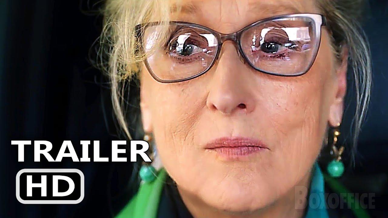 Download LET THEM ALL TALK Trailer (2020) Meryl Streep, Gemma Chan Drama Movie