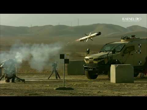 Rafael Unveils SPIKE ER2 5th Generation Extended Range Missile