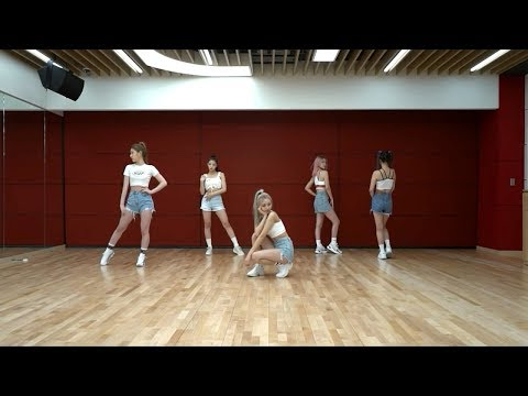 ITZY - ICY Dance Practice Mirrored - YouTube