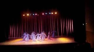 Con aire oriental - Escuela Nacional de Danzas Clásicas @ Auditorio de Belgrano