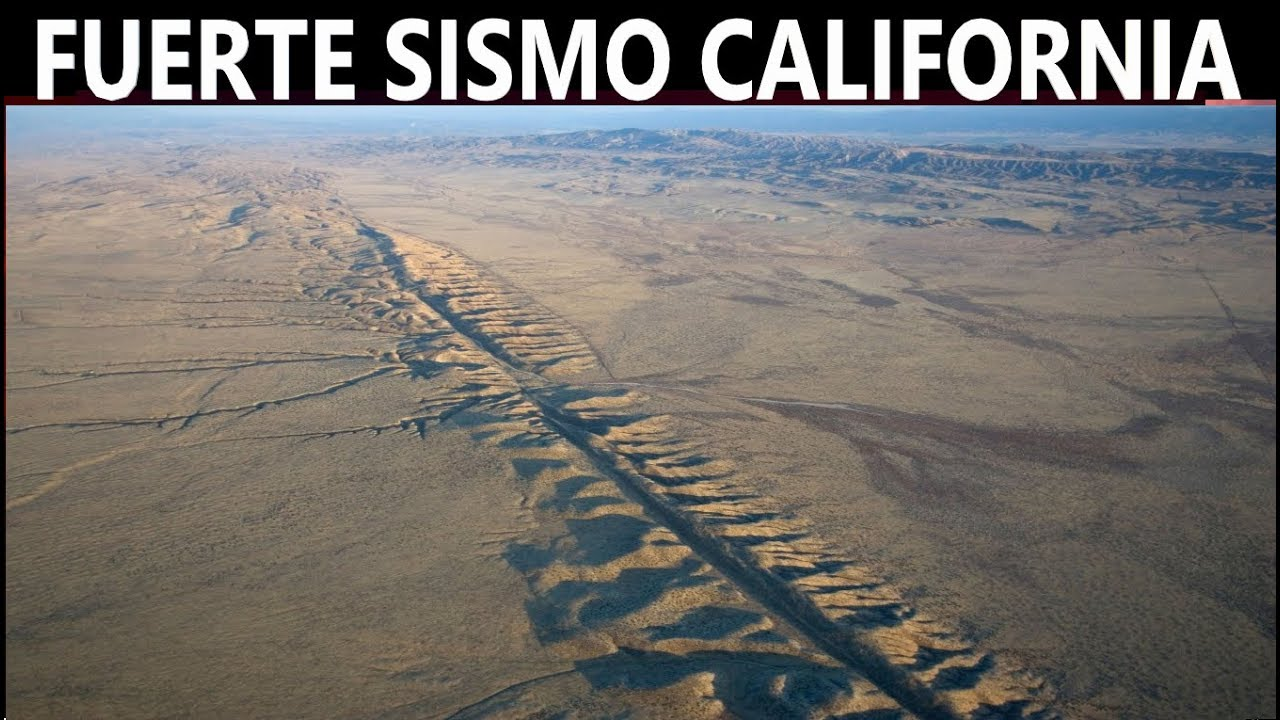 Alerta: Fuerte Sismo California / Sismo en Sichuan Deja Daños