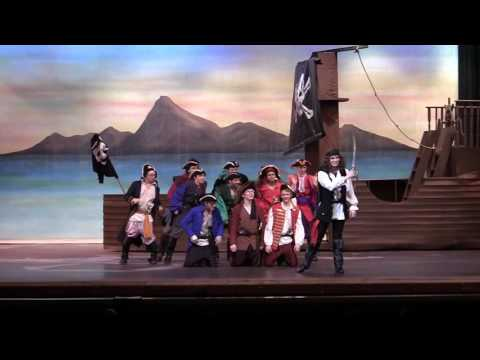 Edmond Santa Fe - Musical - 2014 - Pirates of Penzance