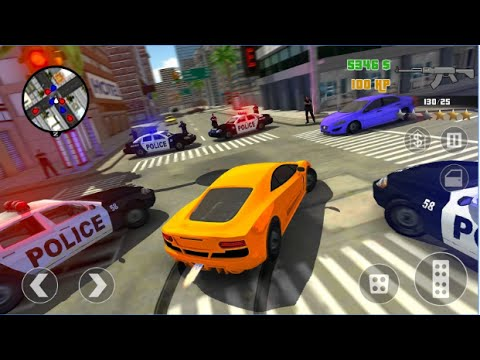 Clash of Crime Mad City War Android Gameplay (HD)