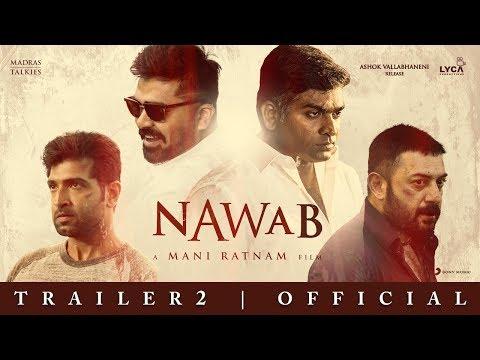 Nawab   Official Telugu Trailer 2  Mani Ratnam   A .R Rahman