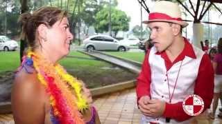 Depoimento após show de carnaval Apito de Mestre clube AABB
