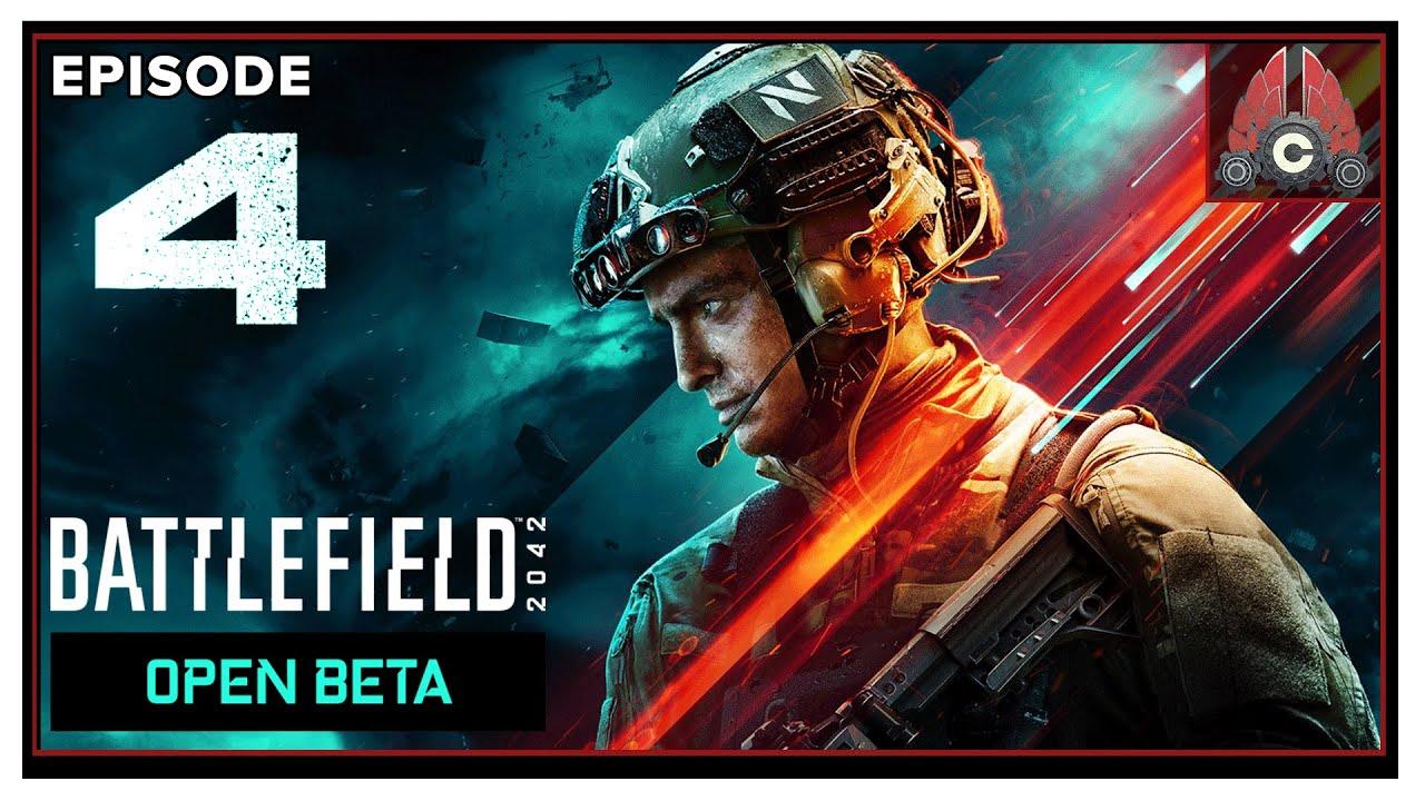 CohhCarnage Plays Battlefield 2042 Beta - Episode 4